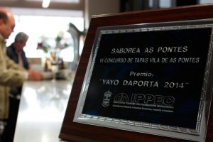HOTEL PONTES DO EUME · AS PONTES DE GARCÍA RODRÍGUEZ ·CAFETERÍA